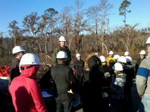 Bastrop Tree Planting_Dec 15, 2013
